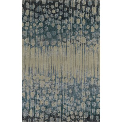 Upton Pewter Area Rug Rug Size: Rectangle 33 x 51