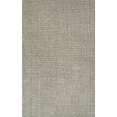 Dionne Hand-Tufted Mushroom Area Rug Rug Size: Rectangle 8 x 10