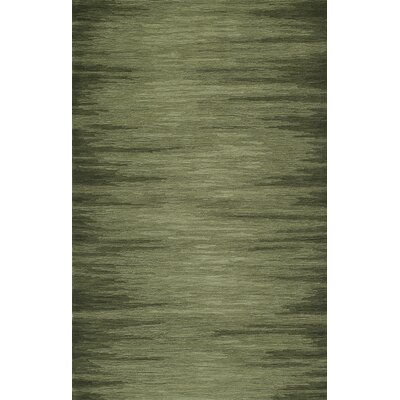 Delmar Hand-Tufted Fern Area Rug Rug Size: Rectangle 9 x 13