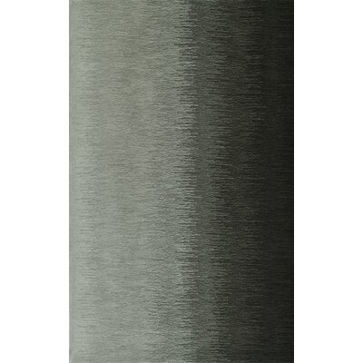 Delmar Hand-Tufted Graphite Area Rug Rug Size: Rectangle 5 x 76