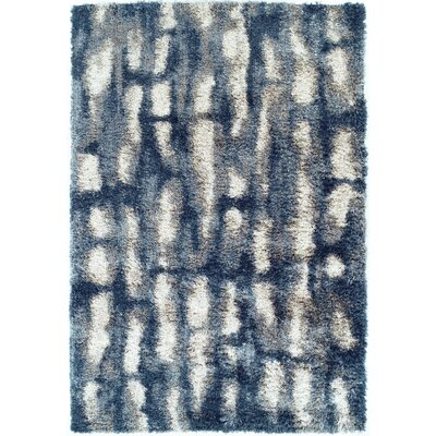 Stanback Indigo Area Rug Rug Size: Rectangle 710 x 107