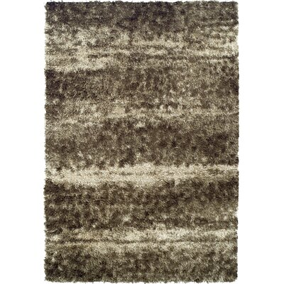 Zhora Taupe Area Rug Rug Size: Rectangle 96 x 132