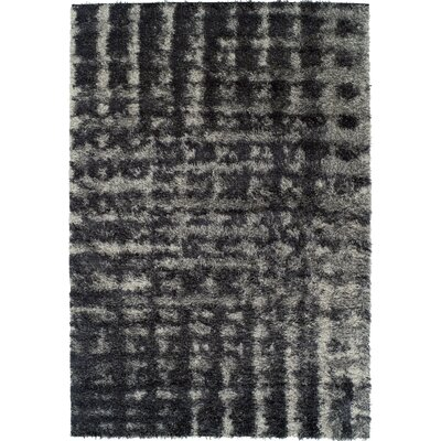 Zhora Ash Area Rug Rug Size: Rectangle 53 x 77
