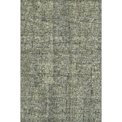 Gilboa Hand-Tufted Wool Indigo Area Rug Rug Size: Rectangle 9 x 13