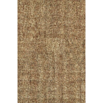 Gilboa Hand-Tufted Wool Sunset Area Rug Rug Size: Rectangle 8 x 10