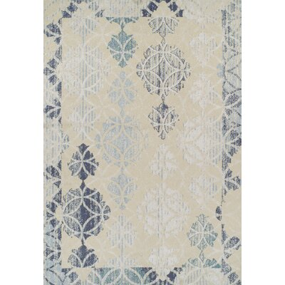 Madeleine Ivory Area Rug Rug Size: Rectangle 33 x 51