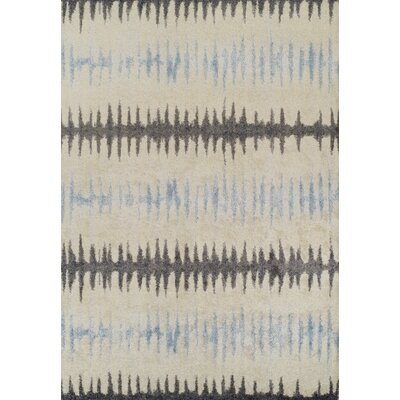Milo Pewter Area Rug Rug Size: Rectangle 411 x 7