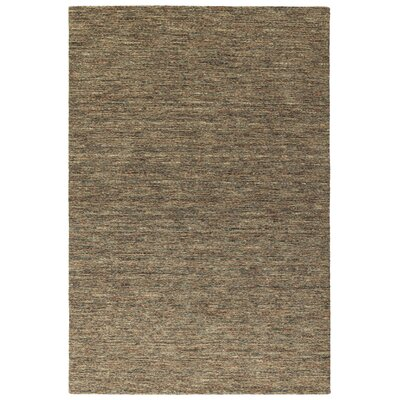 Glenville Hand-Woven Wool Kaleidoscope Area Rug Rug Size: Rectangle 36 x 56