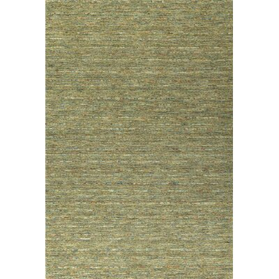 Glenville Hand-Woven Wool Meadow Area Rug Rug Size: Rectangle 5 x 76