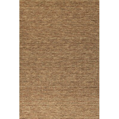 Glenville Hand-Woven Wool Sunset Area Rug Rug Size: Rectangle 36 x 56