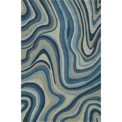 Gorham Hand-Woven Baltic Area Rug Rug Size: Rectangle 36 x 56