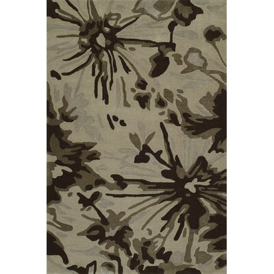 Gorham Hand-Woven Taupe Area Rug Rug Size: Rectangle 8 x 10
