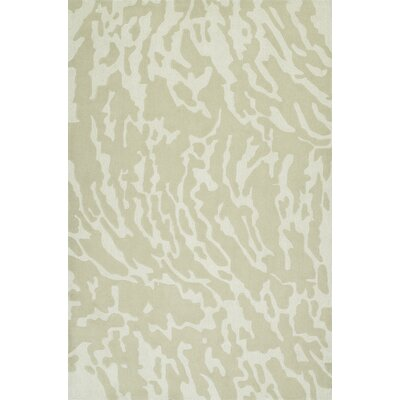 Gorham Hand-Woven Oatmeal Area Rug Rug Size: Rectangle 36 x 56