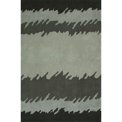 Gorham Hand-Woven Tin Area Rug Rug Size: Rectangle 36 x 56
