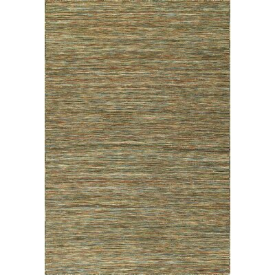 Isaure Hand Woven Wool Meadow Area Rug Rug Size: Rectangle 36 x 56