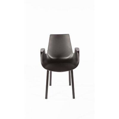 The Hordaland Armchair Color: Black