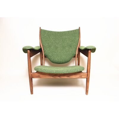 The Sterling Armchair Upholstery: Green