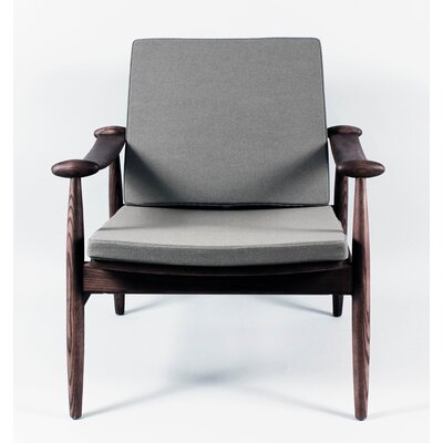 The Redford Armchair Upholstery: Grey