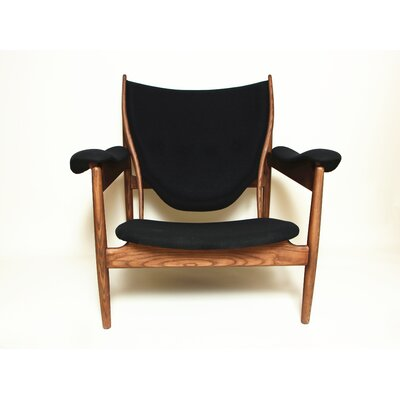 The Sterling Armchair Color: Black