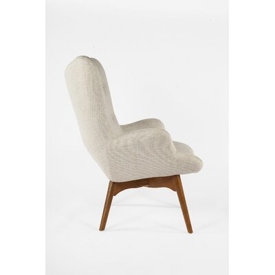 The Teddy Bear Armchair Color: Beige
