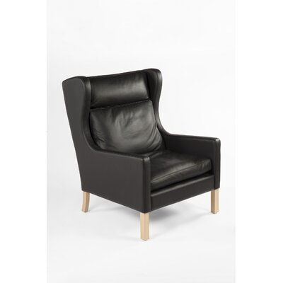The Bernhard Wingback Chair