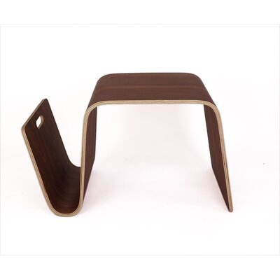 The Bentwood End Table