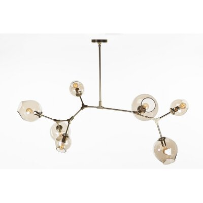 Seery Chandelier Finish: Gold