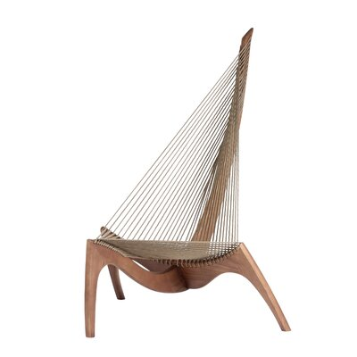 The Harp Lounge Chair