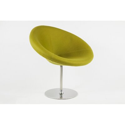 Dimple Papasan Chair Upholstery: Olive