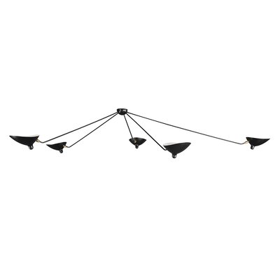 5-Light Ceiling Lamp