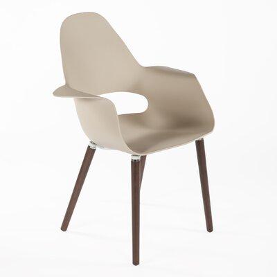 The Organic Armchair Color: Beige