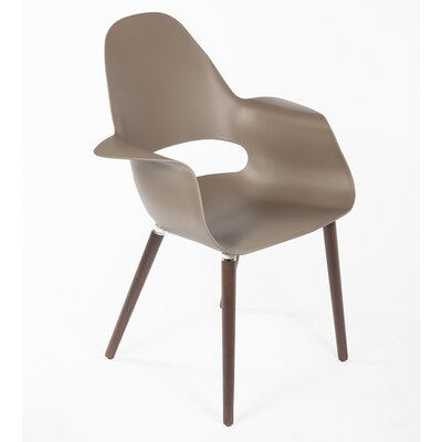 The Organic Armchair Finish: Grey