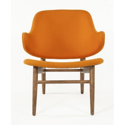 The Cosgrove Armchair Upholstery: Orange
