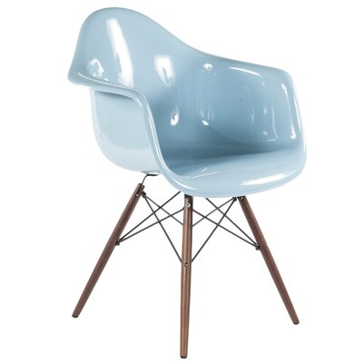 The Mid Century Eiffel Arm Chair