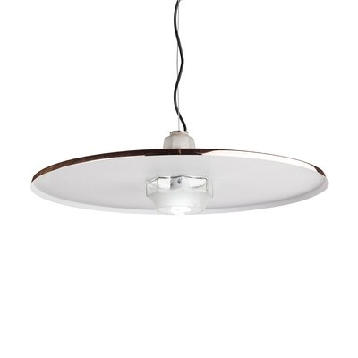 Fiske 1-Light Pendant