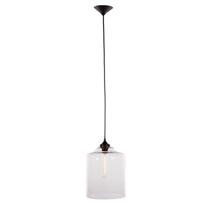 Radhusgrand 1-Light Mini Pendant