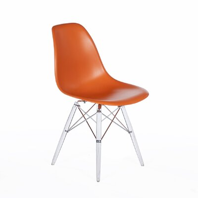 Side Chair Color: Orange