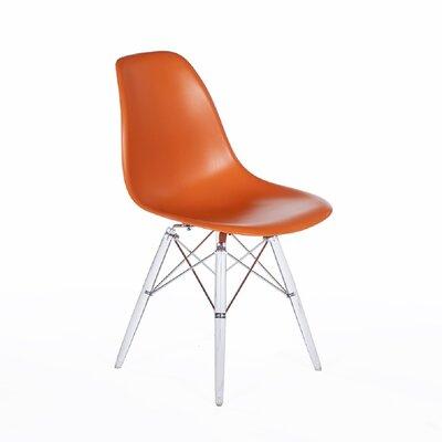 Side Chair Color: Orange