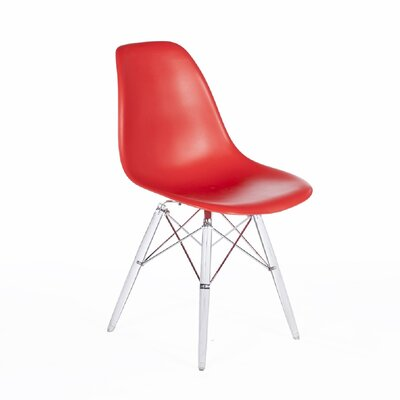 Side Chair Color: Red