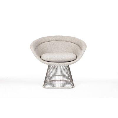 The Pella Barrel Chair Color: Wheat
