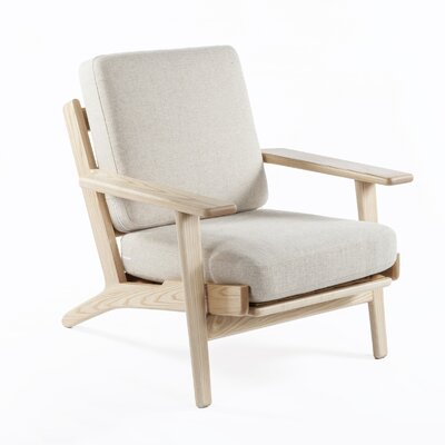 The Klum Armchair Finish: Natural