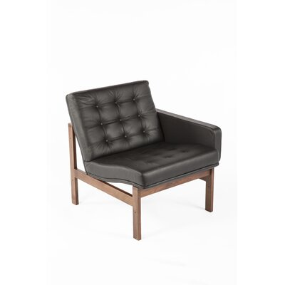 The Ellen Leather Loveseat