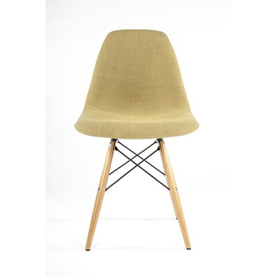 The Ansgar Side Chair Upholstery: Olive
