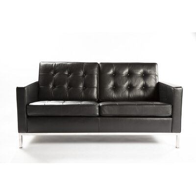 The Draper Loveseat