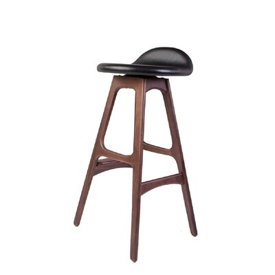The Erik Buck 26.4 Swivel Bar Stool