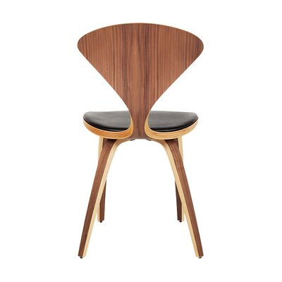 Paard Genuine Leather Upholstered Dining Chair