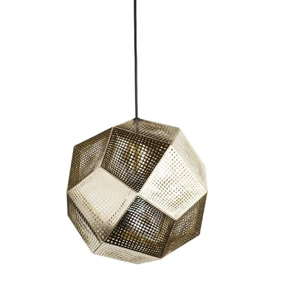 The Tetra 1-Light Globe Pendant