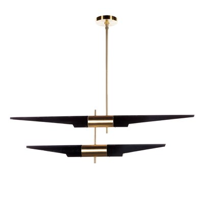 Hagne 4-Light Chandelier