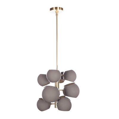 Sprudle 10-Light Sputnik Chandelier