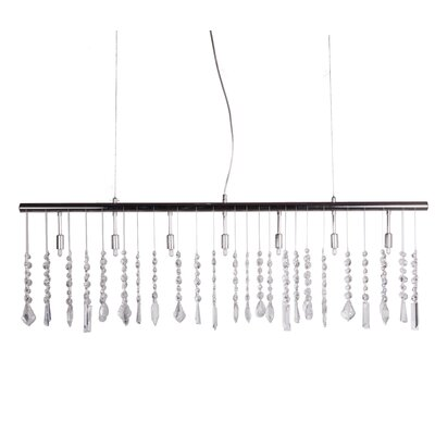 Mosjoen 7-Light Crystal Chandelier